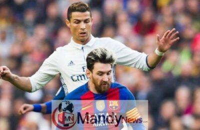 cristiano ronaldo lionel messi barcelona real madrid 690x450