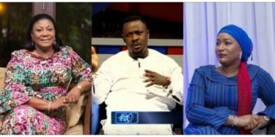 A First Lady Is Going To Die If Care Is Not Taken - Prophet Nigel (video)