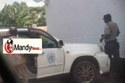 Zimbabwe United Nations Vice President Arrested Over Sexual Harassment (Photos)