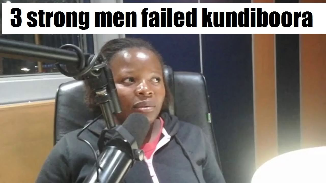 Zimbabwean Woman Seeks Help After 3 Men Failed To Penetrate Her Vagina (Watch Video)