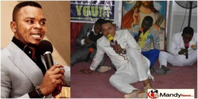 Members Of Angel Obinim's Church Openly Confessing Their Sexual Sins (Video)