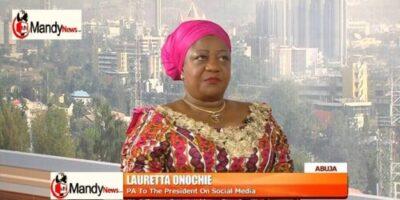 """Congratulation Nigerians! We Won""- Lauretta Reacts To Buhari's Declaration"