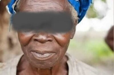 95 Year Old Zimbabwean In Trouble For Raping And Infecting Grandson With STD