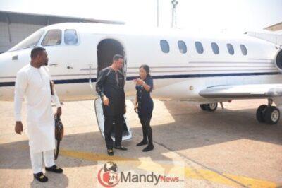 Pastor Chris Okafor Acquires A Private Jet (Photos)