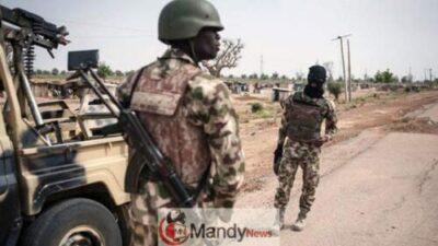 How Nigerian Soldier Killed 14 Boko Haram Terrorists Before He Was Gunned Down