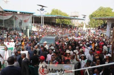'See How Atiku Locked Down Nasarawa, Buhari's Stronghold' - Dele Momodu