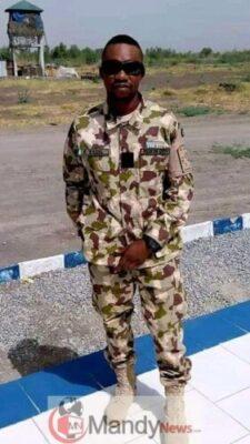 Nigerian Soldier Killed By Boko Haram Terrorists (Photos)