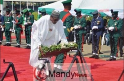 Don't Vote Any PDP Candidate - Buhari Warns Nigerians