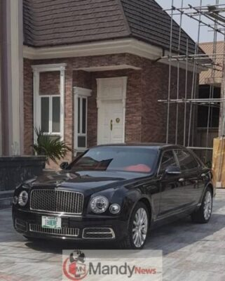 Billionaire Whose Wife Accused Him Of Money Ritual Buys 2019 Bentley Super Luxury Car