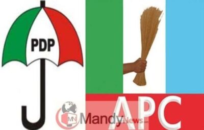 Buhari's Key Campaign Coordinator Defects To PDP With 5000 Supporters