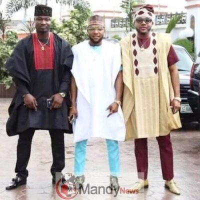 Never Bite The Finger That Fed You - Harrysong Makes Peace With Kcee And E-money