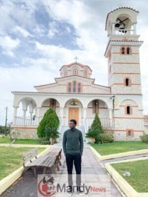 Reno Omokri Visits Greece, Shares Picture Of Where Apostle Paul's Lived