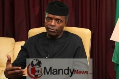 we'll get justice for all on Lekki toll gate shooting Osinbajo