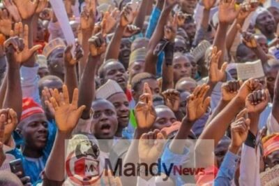 Pictures From PDP Presidential Campaign Rally In Zamfara State