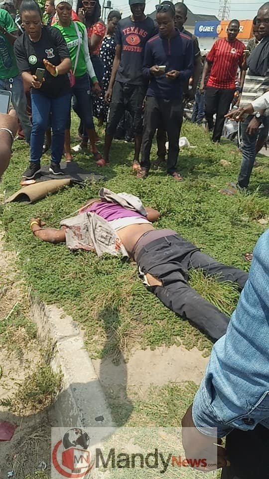 Many APC Members Killed By Accident During Campaign Rally In Lagos (Photos)