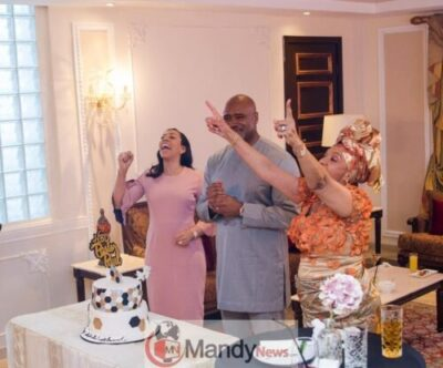 Photos From Pastor Paul Adefarasin's Birthday Get Together