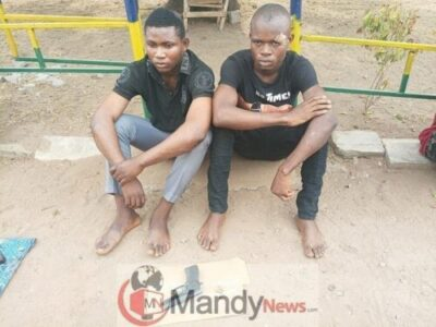 Benue Police Command Parades Various Armed Robbers And Hoodlums (Photos)