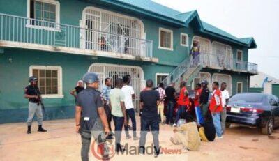 EFCC Arrests Seven More Yahoo Boys In Ibadan, Oyo State (Photos)