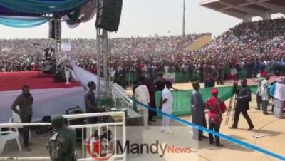 APC Presidential Campaign Rally In Taraba