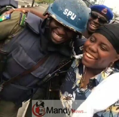 "Police Confront Teni For Saying ""I Fit Slap Police For Your Case"""