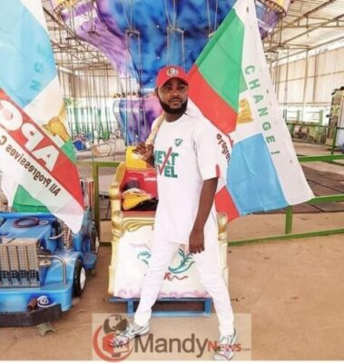 Kannywood Actor & Musician, Adam Zango Decamps From APC To PDP; Endorses Atiku (Pics)