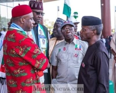 """Obasanjo's Expired Milk And A Slave Dealer Called Bola Tinubu"" By Femi Fani-Kayode"