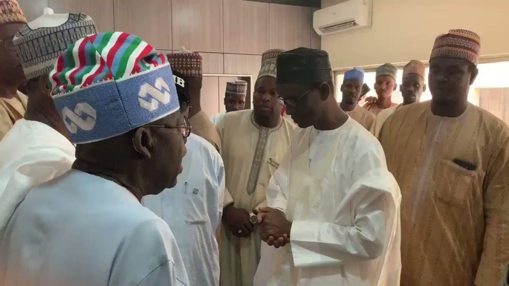 Tinubu Releases Special Message To APC Members On 2019 Elections