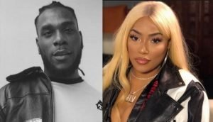 Stefflon Don Confirms She Is Dating Burna Boy, Says They have Not Had Sex