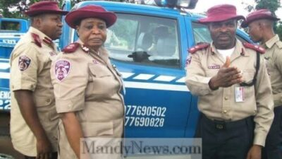 Don't Accept Food From Politicians On Election Day, FRSC Officers Warned