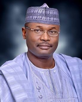 Mahmood Yakubu, chairman of the Independent National Electoral Commission (INEC)