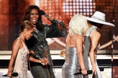 Michelle Obama Makes Surprise Grammy Award Appearance