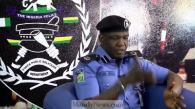 Nigeria Police Message To Voters Ahead Of The 2019 Elections (Video)