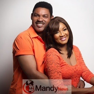 Omotola Jalade-Ekeinde And Husband Celebrate 23rd Wedding Anniversary