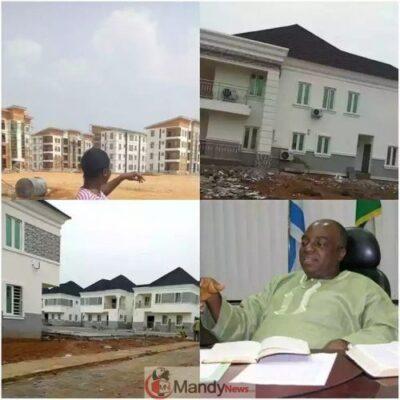 Pastor Oyedepo Mega Real Estate Housing Project