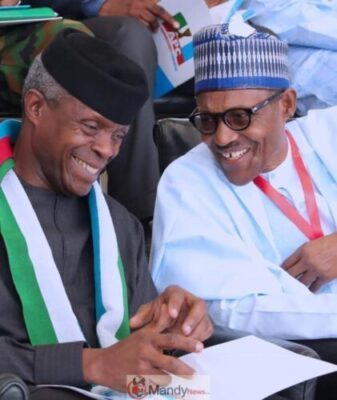 Vice-President-Yemi-Osinbajo-and-President-Muhammadu-Buhari-at-APC-National-convention