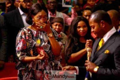 Daddy Freeze Mocks Oge Okoye's Visit To Church For Deliverance (Video)