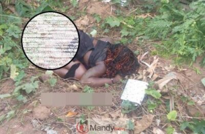 The dark lady murdered and dumped at Abrepo, Kumasi