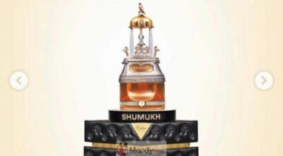 World Most Expensive perfume, SHUMUKH being sold for $1.295 million