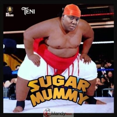 Teni Sugar Mummy artcover