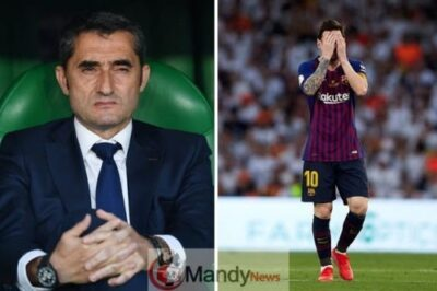 Barcelona-Fans-Angry-With-Ernesto-Valverde