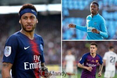 Barcelona-offer-two-stars-to-PSG-in-exchange-for-Neymar