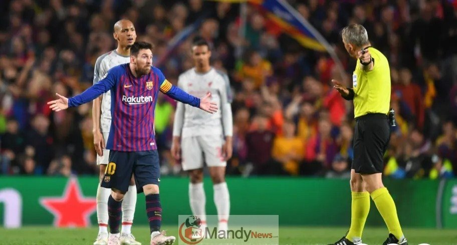 Fans Sign Petition to Get Lionel Messi Banned After Fabinho 'Punch'