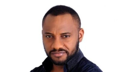 , Nollywood Actor, Yul Edochie Survived Ghastly Motor Accident (Photo)