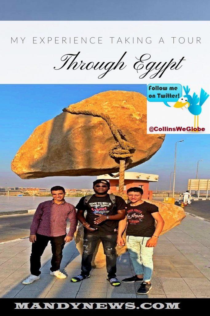 My Amazing Trip To Egypt From Nigeria