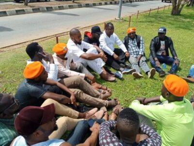 Nigeria activists