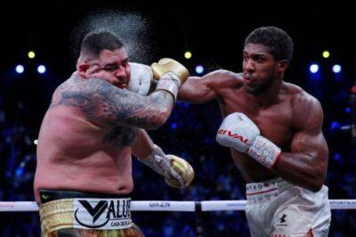 NINTCHDBPICT000545979931 scaled - Anthony Joshua Beats Andy Ruiz In World Heavyweight Boxing