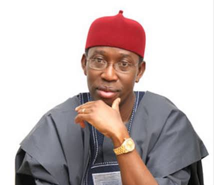 Okowa Governor of Delta state