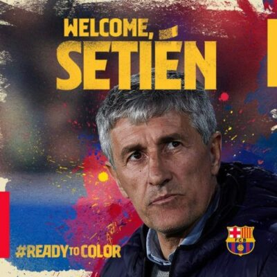 img 20200114 031353412537696 scaled - Quique Setien Unveiled As Barcelona Manager At Camp Nou
