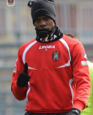 Italian-Nigerian-Player-Udoh-Contracts-Coronavirus-First-Footballer-To-Be-Infected