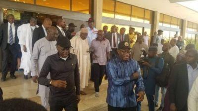 Fayemi-Obaseki-Ganduje-And-Sanwo-Olu-In-Lagos